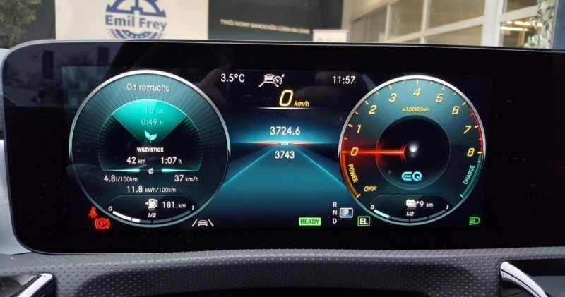 Photo 12 de l'offre de MERCEDES-BENZ CLA 250 E 160+102CH AMG LINE 8G-DCT à 48000€ chez YM Automobiles