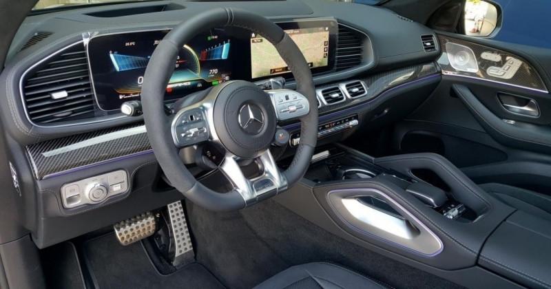 Photo 5 de l'offre de MERCEDES-BENZ GLE COUPE (C167) 53 AMG 435CH+22CH EQ BOOST 4MATIC+ 9G-TRONIC SPEEDSHIFT TCT à 100000€ chez YM Automobiles