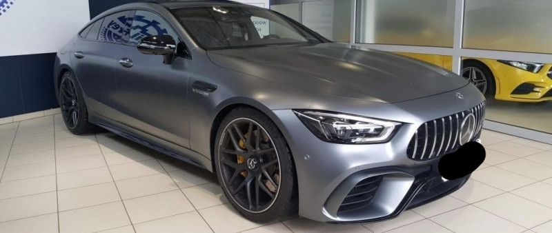 Mercedes-Benz AMG GT 4 PORTES 63 AMG S 639CH EDITION 1 4MATIC+ SPEEDSHIFT MCT AMG Essence GRIS Occasion à vendre