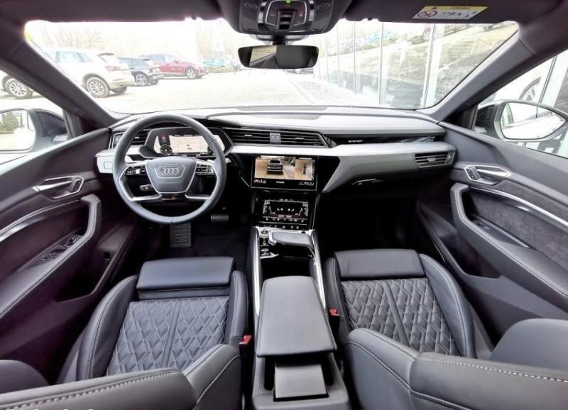 Photo 18 de l'offre de AUDI E-TRON S SPORTBACK 503CH E-QUATTRO SPORT à 105000€ chez YM Automobiles