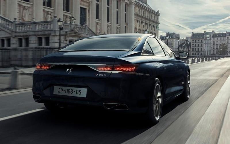Photo 4 de l'offre de DS DS 9 PURETECH 225CH PERFORMANCE LINE+ AUTOMATIQUE à 51500€ chez YM Automobiles