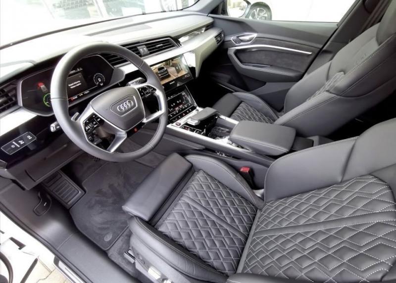 Photo 20 de l'offre de AUDI E-TRON S SPORTBACK 503CH E-QUATTRO SPORT à 105000€ chez YM Automobiles