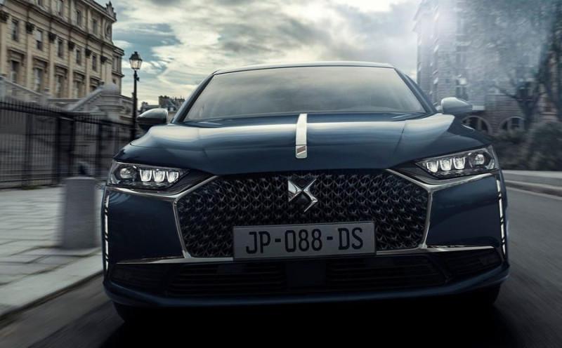 Photo 3 de l'offre de DS DS 9 PURETECH 225CH PERFORMANCE LINE+ AUTOMATIQUE à 51500€ chez YM Automobiles