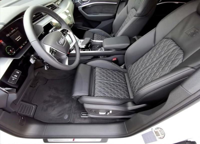 Photo 21 de l'offre de AUDI E-TRON S SPORTBACK 503CH E-QUATTRO SPORT à 105000€ chez YM Automobiles