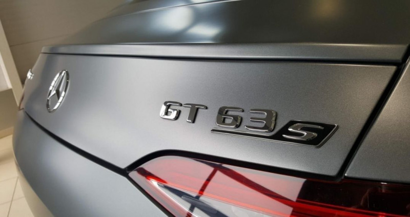 Photo 6 de l'offre de MERCEDES-BENZ AMG GT 4 PORTES 63 AMG S 639CH EDITION 1 4MATIC+ SPEEDSHIFT MCT AMG à 141000€ chez YM Automobiles