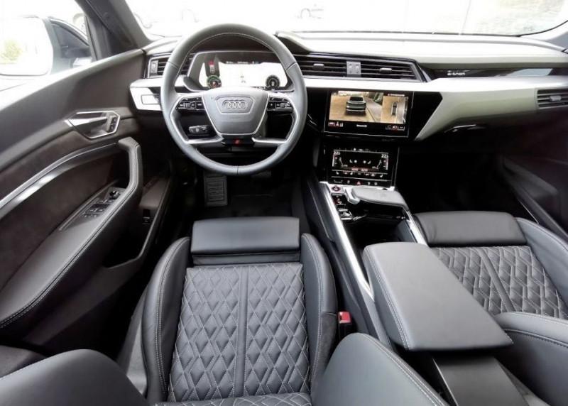 Photo 5 de l'offre de AUDI E-TRON S SPORTBACK 503CH E-QUATTRO SPORT à 105000€ chez YM Automobiles