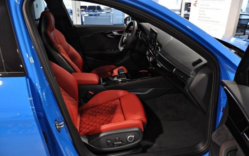 Photo 14 de l'offre de AUDI S4 AVANT 3.0 TDI 347CH QUATTRO TIPTRONIC 8 à 70000€ chez YM Automobiles