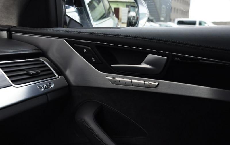 Photo 23 de l'offre de AUDI S8 4.0 V8 TFSI 605CH PLUS QUATTRO TIPTRONIC à 70500€ chez YM Automobiles