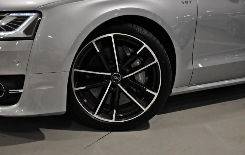 Photo 7 de l'offre de AUDI S8 4.0 V8 TFSI 605CH PLUS QUATTRO TIPTRONIC à 70500€ chez YM Automobiles