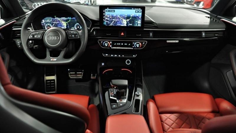 Photo 11 de l'offre de AUDI S4 AVANT 3.0 TDI 347CH QUATTRO TIPTRONIC 8 à 70000€ chez YM Automobiles