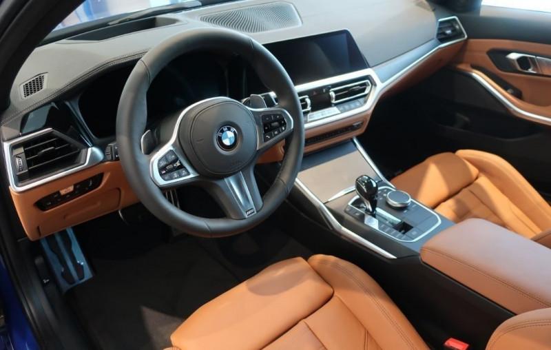 Photo 7 de l'offre de BMW SERIE 3 (G20) M340DA MH XDRIVE 340CH à 70500€ chez YM Automobiles