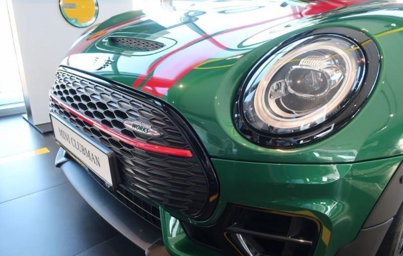 Photo 10 de l'offre de MINI CLUBMAN JOHN COOPER WORKS 306CH ULTIMATE BVA8 à 47800€ chez YM Automobiles
