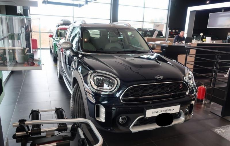 Photo 3 de l'offre de MINI COUNTRYMAN COOPER S 192CH CHILI ALL4 BVA8 EURO6D-T à 44500€ chez YM Automobiles