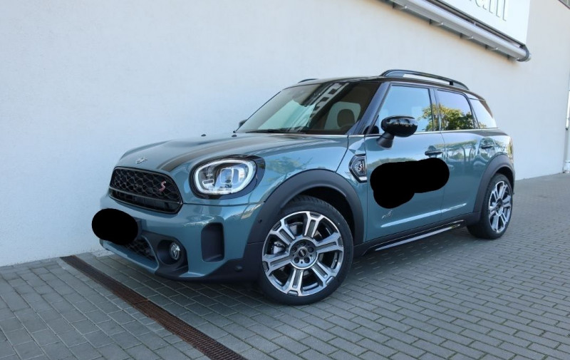 Mini COUNTRYMAN COOPER S 192CH CHILI ALL4 BVA8 EURO6D-T Essence GRIS Occasion à vendre