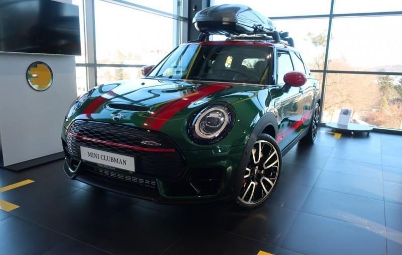 Photo 3 de l'offre de MINI CLUBMAN JOHN COOPER WORKS 306CH ULTIMATE BVA8 à 47800€ chez YM Automobiles
