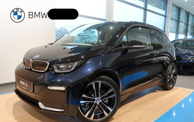 Photo 1 de l'offre de BMW I3 (I01) S 184CH 120AH ILIFE LODGE à 43500€ chez YM Automobiles