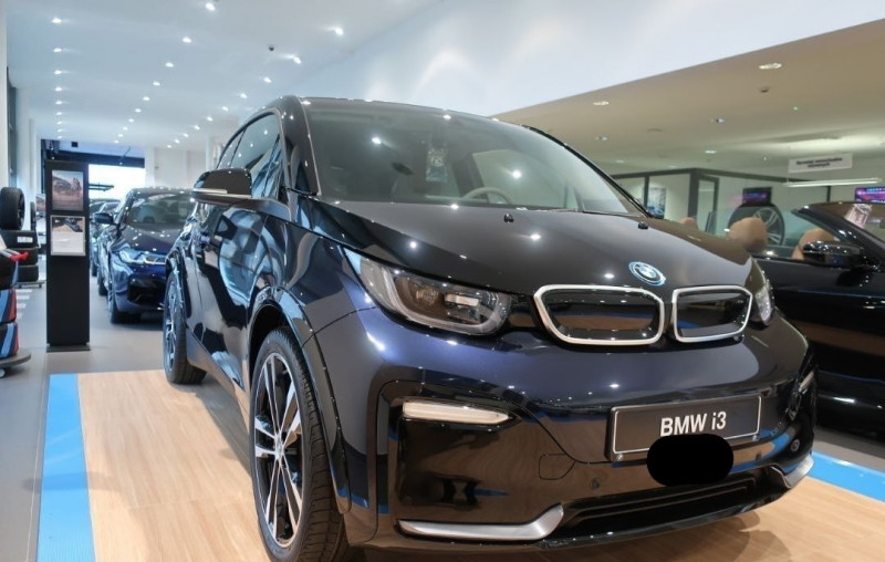 Photo 2 de l'offre de BMW I3 (I01) S 184CH 120AH ILIFE LODGE à 43500€ chez YM Automobiles
