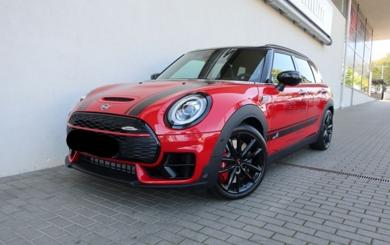Mini CLUBMAN JOHN COOPER WORKS 306CH ULTIMATE BVA8 Essence ROUGE Occasion à vendre