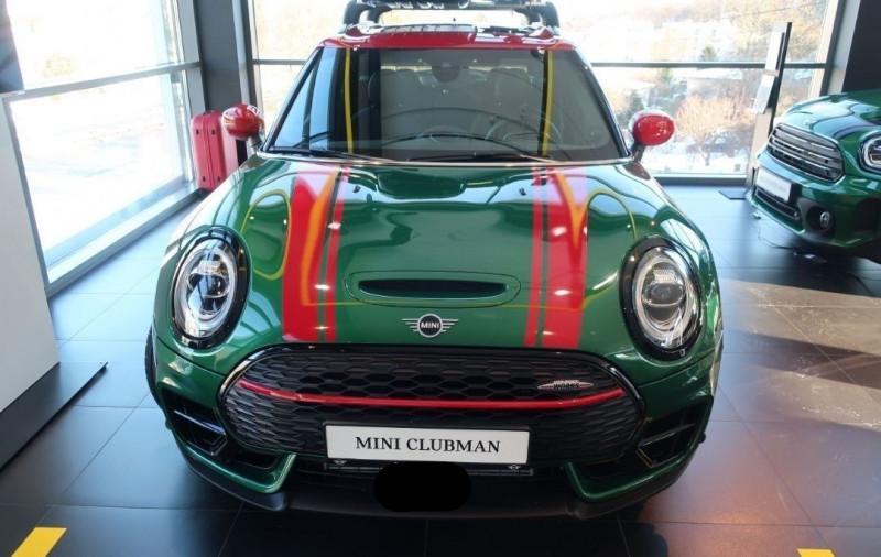 Photo 4 de l'offre de MINI CLUBMAN JOHN COOPER WORKS 306CH ULTIMATE BVA8 à 47800€ chez YM Automobiles