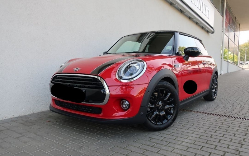 Mini MINI COOPER 136CH CHILI BVA7 109G Essence ROUGE Occasion à vendre