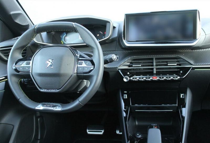 Photo 11 de l'offre de PEUGEOT 208 E-208 136CH GT à 33000€ chez YM Automobiles