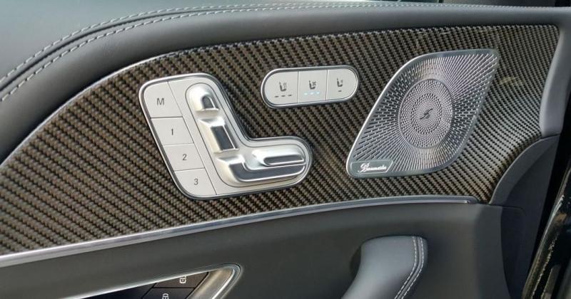 Photo 6 de l'offre de MERCEDES-BENZ GLE COUPE (C167) 53 AMG 435CH+22CH EQ BOOST 4MATIC+ 9G-TRONIC SPEEDSHIFT TCT à 100000€ chez YM Automobiles
