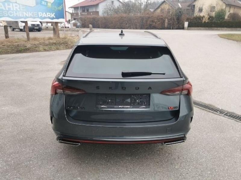 Photo 3 de l'offre de SKODA OCTAVIA BREAK 2.0 TSI 245CH RS DSG7 EURO6D-T EVAP à 38500€ chez YM Automobiles