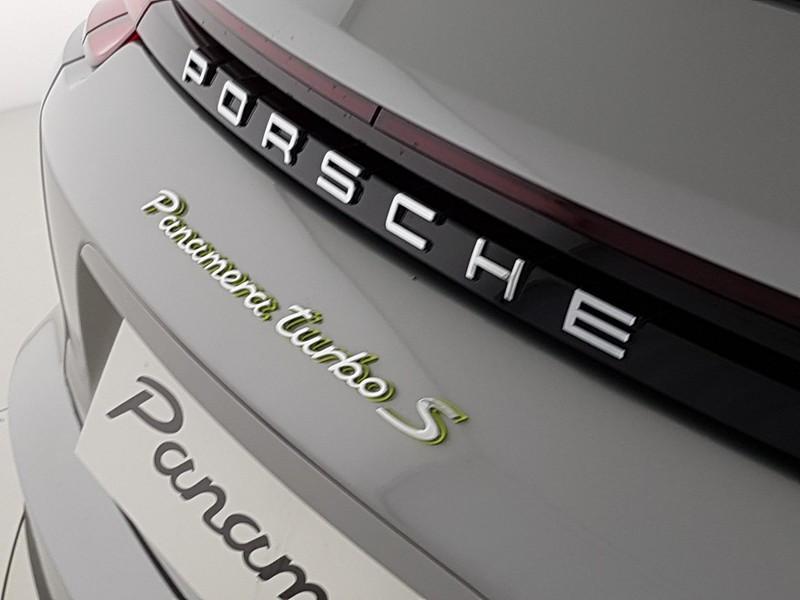 Photo 10 de l'offre de PORSCHE PANAMERA SPT TURISMO 4.0 V8 680CH TURBO S E-HYBRID EURO6D-T à 190000€ chez YM Automobiles