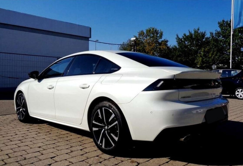 Photo 7 de l'offre de PEUGEOT 508 HYBRID 225CH GT E-EAT8 10CV à 45100€ chez YM Automobiles