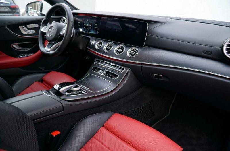 Photo 10 de l'offre de MERCEDES-BENZ CLASSE E COUPE (C238) 200 184CH FASCINATION 9G-TRONIC EURO6D-T à 46000€ chez YM Automobiles