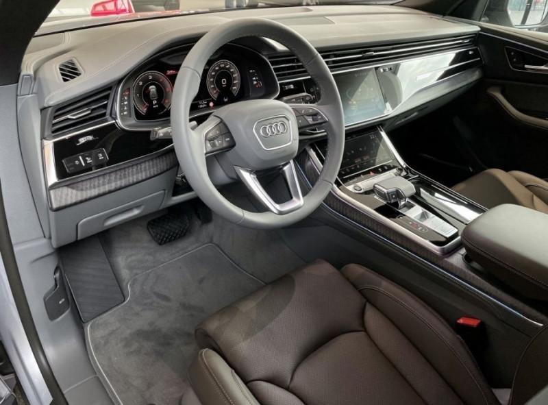 Photo 6 de l'offre de AUDI Q8 50 TDI 286CH S LINE QUATTRO TIPTRONIC 8 17CV à 118000€ chez YM Automobiles