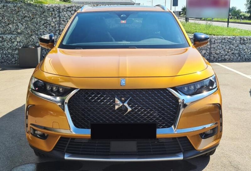 Photo 7 de l'offre de DS DS 7 CROSSBACK PURETECH 225CH GRAND CHIC AUTOMATIQUE 13CV à 50000€ chez YM Automobiles