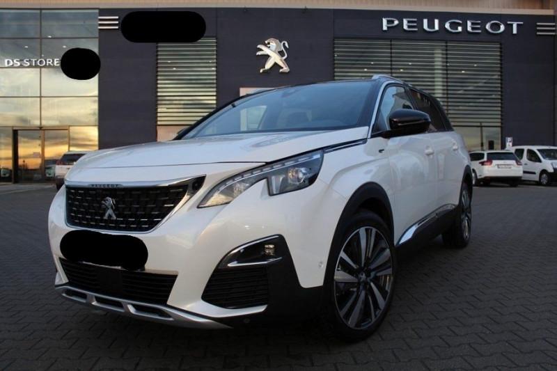 Peugeot 5008 1.6 PURETECH 180CH S&S GT EAT8 Essence BLANC Occasion à vendre