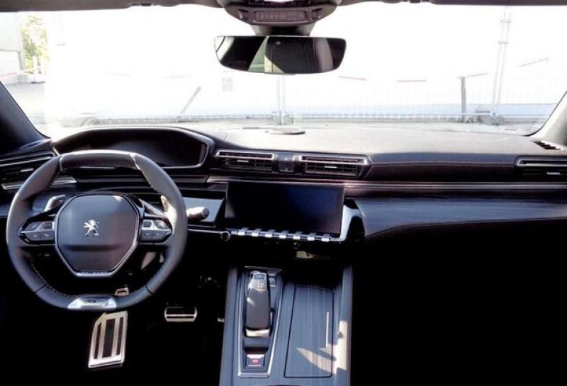 Photo 10 de l'offre de PEUGEOT 508 HYBRID 225CH GT E-EAT8 10CV à 45100€ chez YM Automobiles
