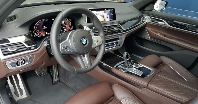 Photo 5 de l'offre de BMW SERIE 7 (G11/G12) 730LDA XDRIVE 265CH M SPORT à 85000€ chez YM Automobiles