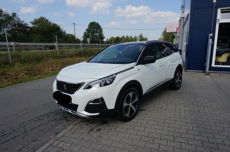 Photo 3 de l'offre de PEUGEOT 3008 2.0 BLUEHDI 180CH S&S GT EAT8 à 34500€ chez YM Automobiles