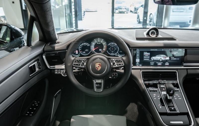 Photo 14 de l'offre de PORSCHE PANAMERA 4.0 V8 550CH TURBO EURO6D-T à 208000€ chez YM Automobiles