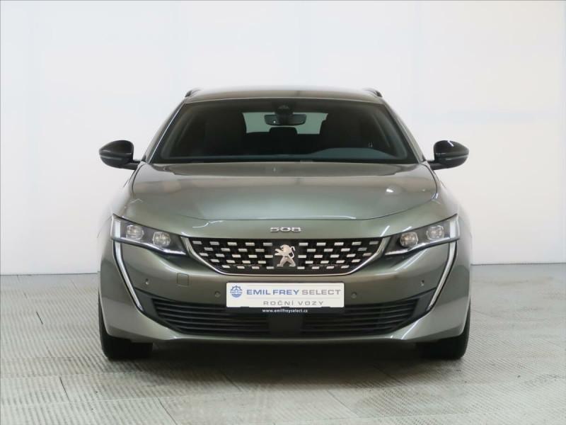 Photo 7 de l'offre de PEUGEOT 508 SW PURETECH 225CH S&S GT EAT8 119G à 33500€ chez YM Automobiles