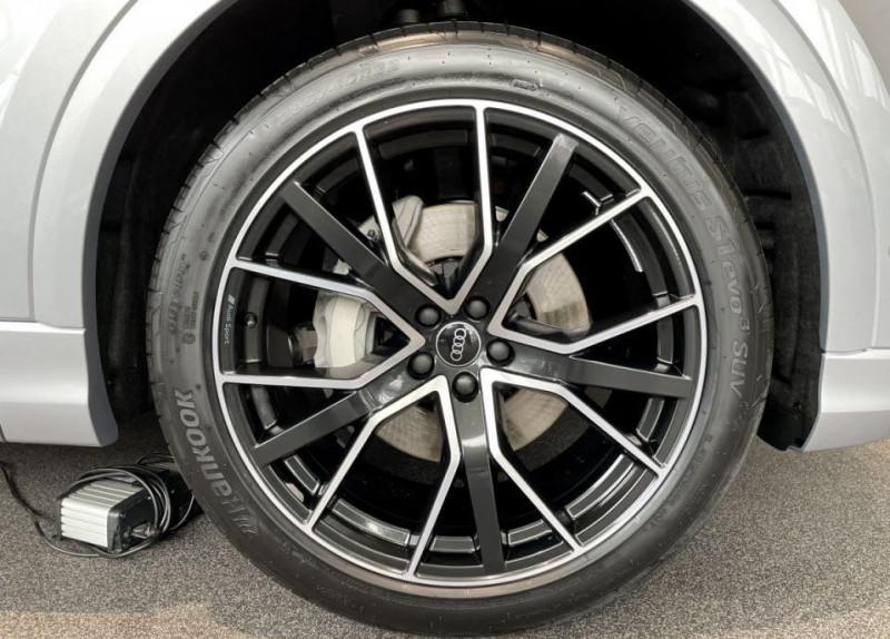 Photo 12 de l'offre de AUDI Q8 50 TDI 286CH S LINE QUATTRO TIPTRONIC 8 17CV à 118000€ chez YM Automobiles