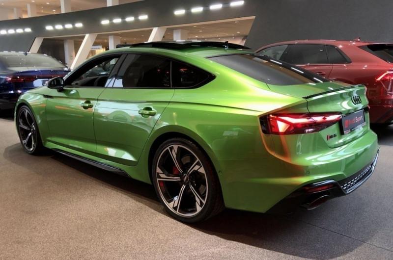Photo 5 de l'offre de AUDI RS5 SPORTBACK 2.9 V6 TFSI 450CH QUATTRO TIPTRONIC 8 à 105000€ chez YM Automobiles