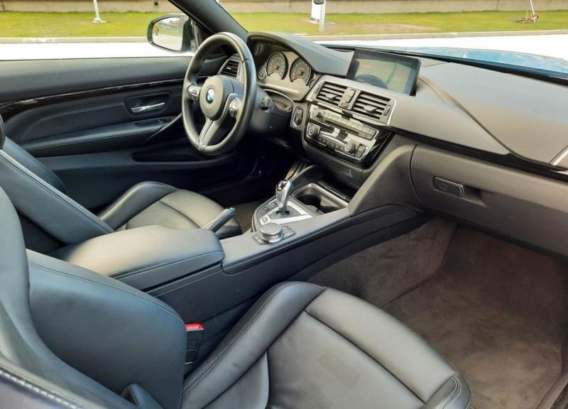 Photo 8 de l'offre de BMW M4 COUPE (F82) 3.0 450CH PACK COMPETITION DKG à 65000€ chez YM Automobiles