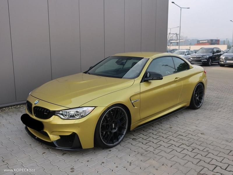 Photo 21 de l'offre de BMW M4 CABRIOLET (F83) M4 431CH DKG à 50000€ chez YM Automobiles