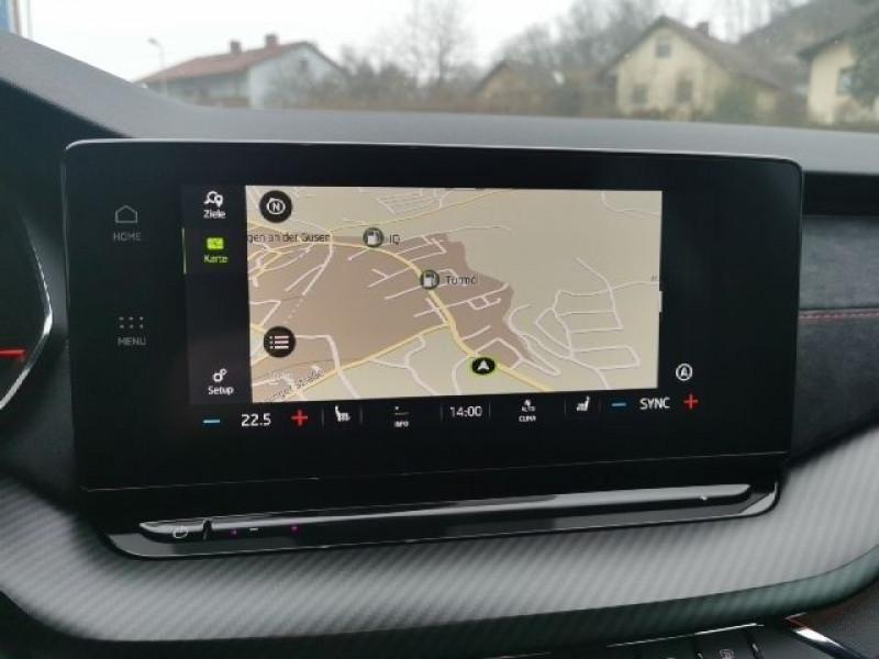 Photo 11 de l'offre de SKODA OCTAVIA BREAK 2.0 TSI 245CH RS DSG7 EURO6D-T EVAP à 38500€ chez YM Automobiles