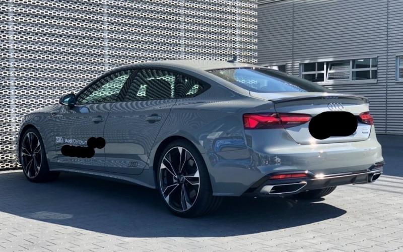Photo 6 de l'offre de AUDI A5 SPORTBACK 45 TFSI 245CH S LINE QUATTRO S TRONIC 7 à 70000€ chez YM Automobiles
