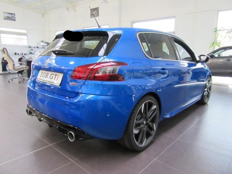 Photo 4 de l'offre de PEUGEOT 308 1.6 PURETECH 263CH S&S GTI à 33000€ chez YM Automobiles