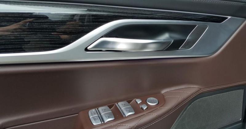 Photo 6 de l'offre de BMW SERIE 7 (G11/G12) 730LDA XDRIVE 265CH M SPORT à 85000€ chez YM Automobiles