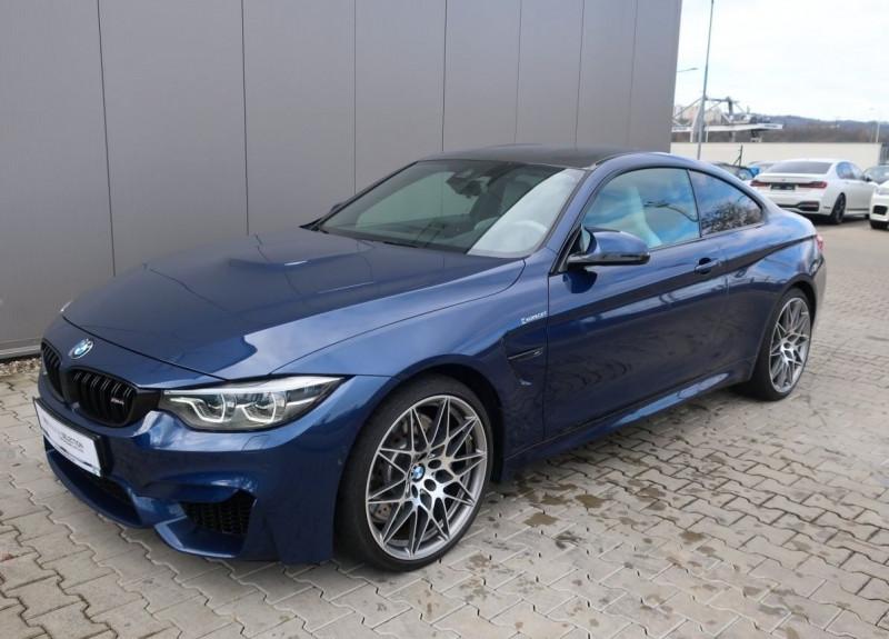 Photo 16 de l'offre de BMW M4 COUPE (F82) M4 431CH DKG à 70000€ chez YM Automobiles