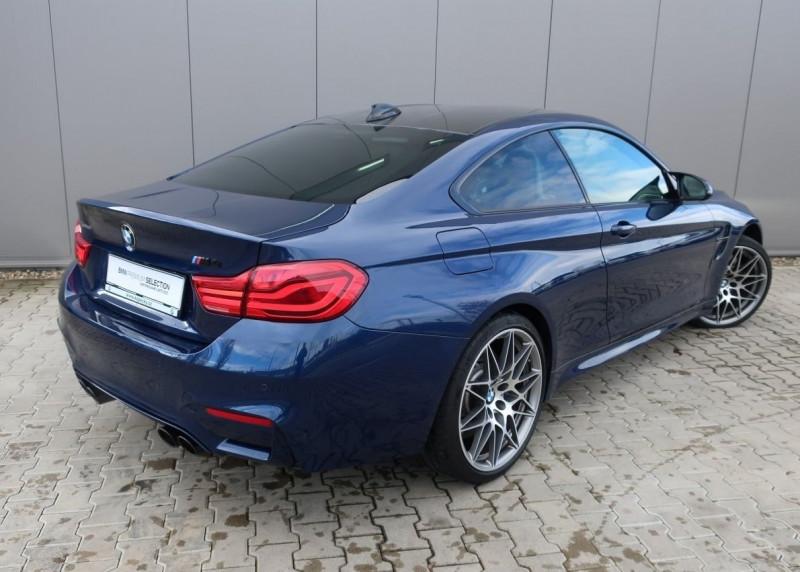 Photo 3 de l'offre de BMW M4 COUPE (F82) M4 431CH DKG à 70000€ chez YM Automobiles