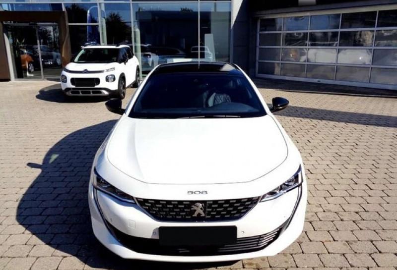 Photo 2 de l'offre de PEUGEOT 508 HYBRID 225CH GT E-EAT8 10CV à 45100€ chez YM Automobiles