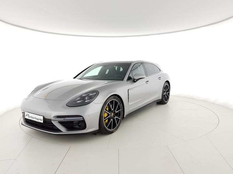 Porsche PANAMERA SPT TURISMO 4.0 V8 680CH TURBO S E-HYBRID EURO6D-T Hybride GRIS Neuf à vendre